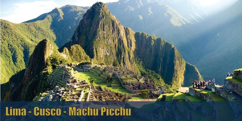 Lima Cusco Machu Picchu