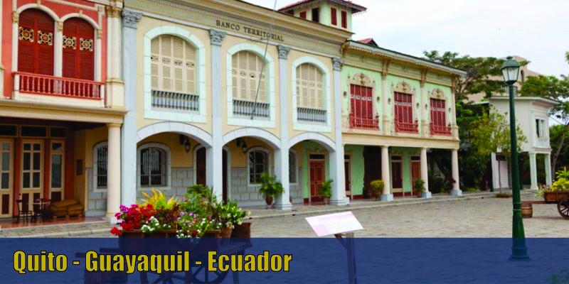 Tour Quito Guayaquil Ecuador