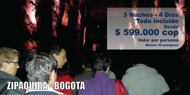 Bogota viaje en grupo