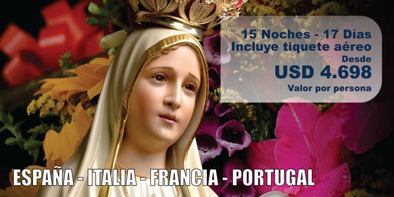 España Italia Francia Portugal