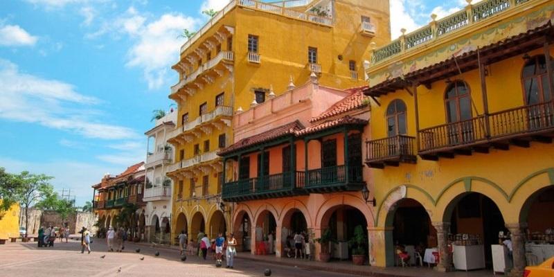 Sitios Turísticos Cartagena de Indias