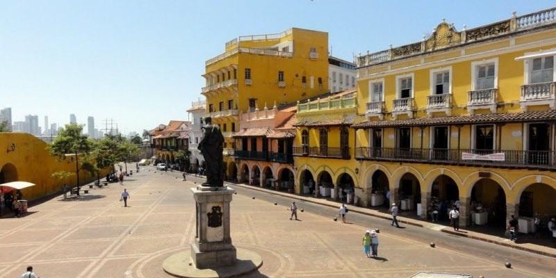 Plazuela Torre del Reloj Cartagena