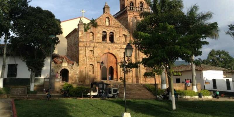 Curití Santander Colombia
