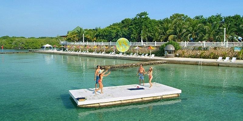 Isla Cocoliso Cartagena de Indias