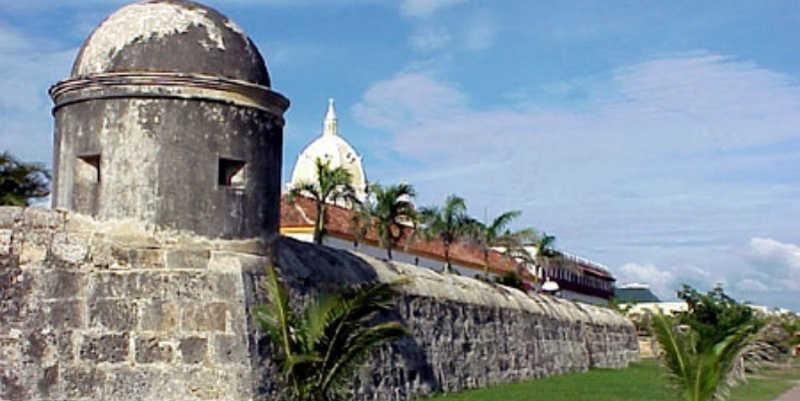 Murallas de Cartagena de Indias