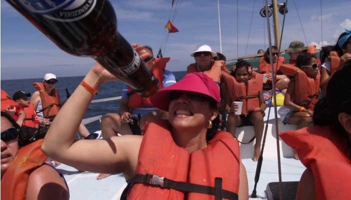 Tour en Barco Isla Margarita
