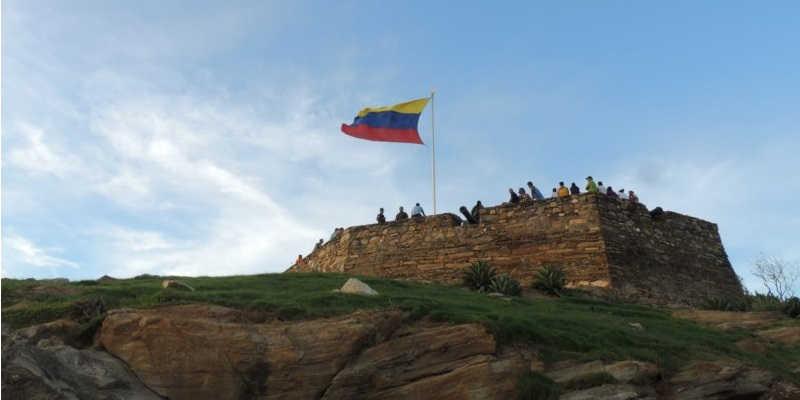 Bandera Venezuela Isla Margarita