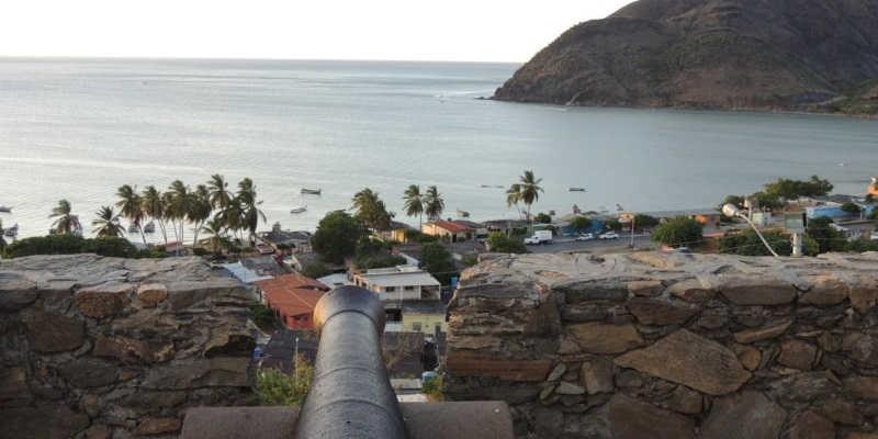 Cañón Isla Margarita