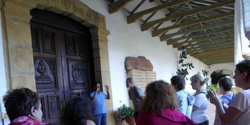 Villa de Leyva Monasterio