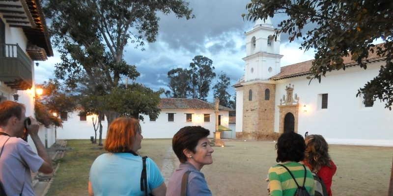 Villa de Leyva Calles