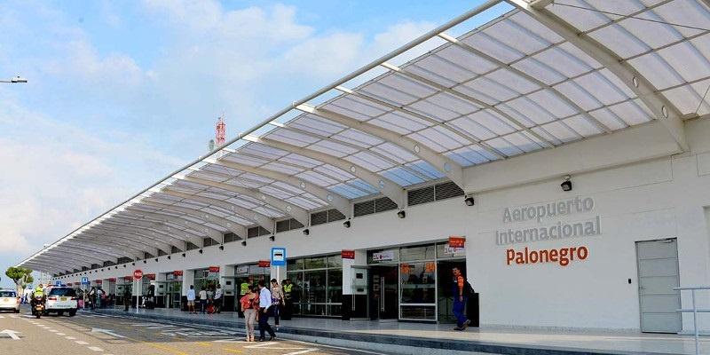 Aeropuerto Palonegro Bucaramanga