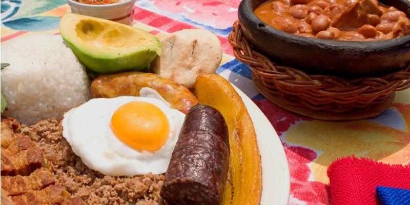 Gastronomía de Medellin