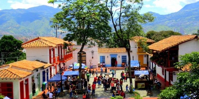 Pueblito Paisa en Medellin