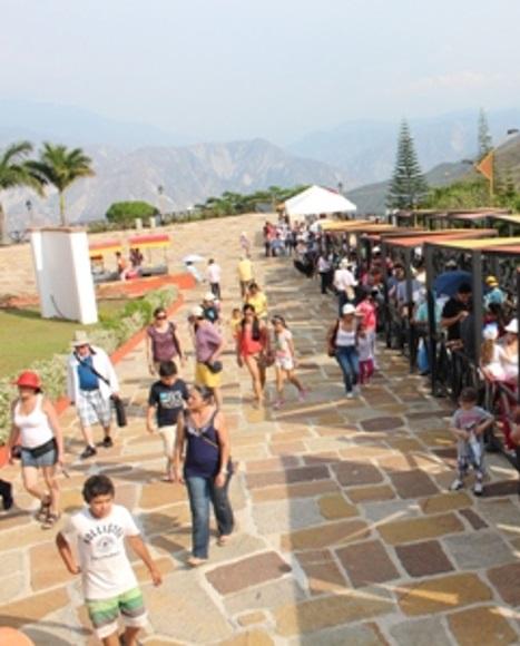 Ascenso Parque Nacional del Chicamocha