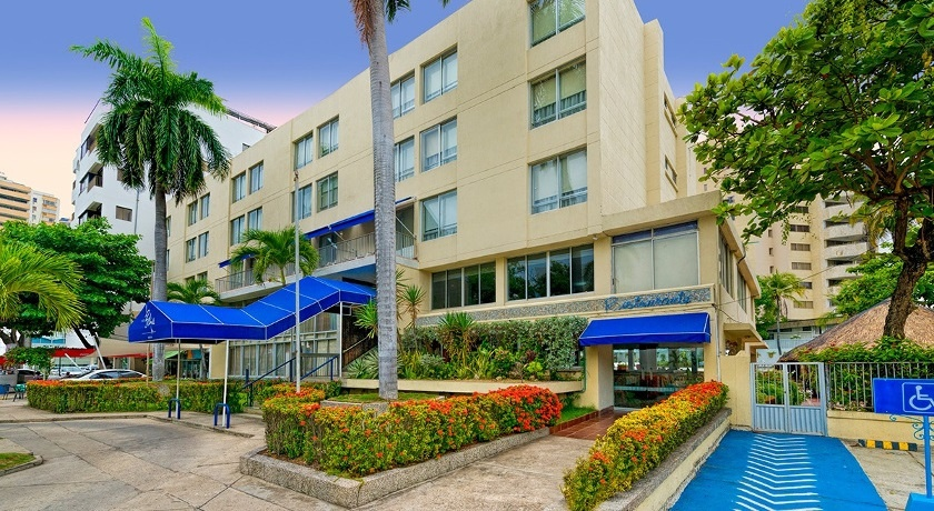 Hotel Bahia Cartagena de Indias