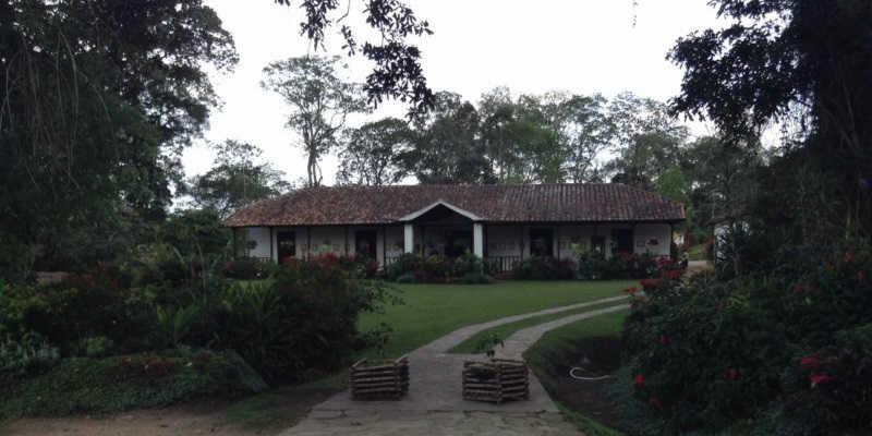 Hacienda El Roble Mesa de los Santos