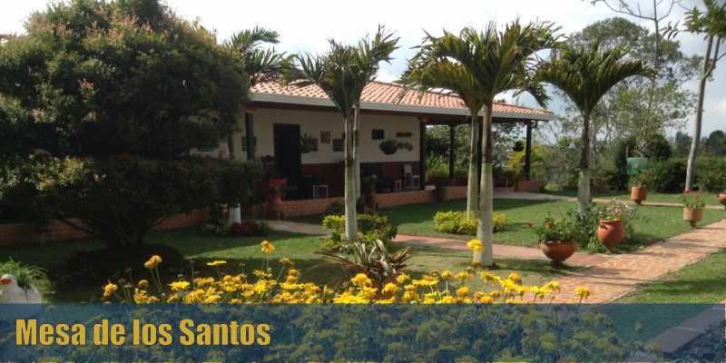Hostal Villa Liliana Lodge Mesa de los Santos
