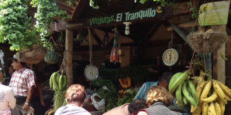 Mercado Campesino Mesa de los Santos